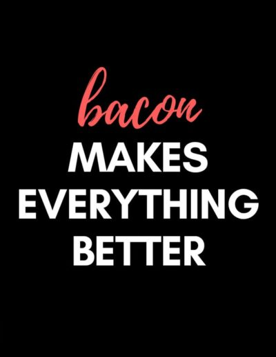 Oh, Bacon