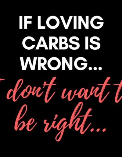 Carb Lover