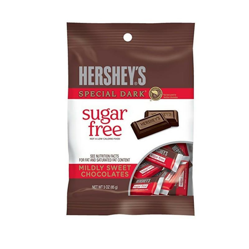 sugar free hersheys chocolate