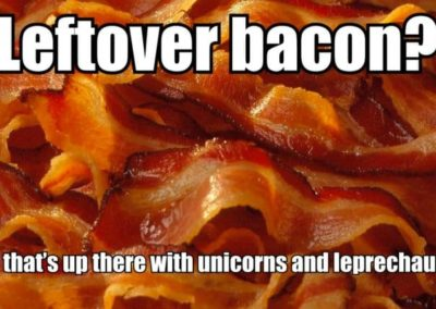 Leftover Bacon