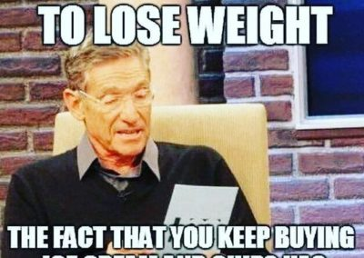 Maury, Lies and Weight Loss