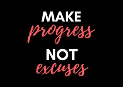Make Progress