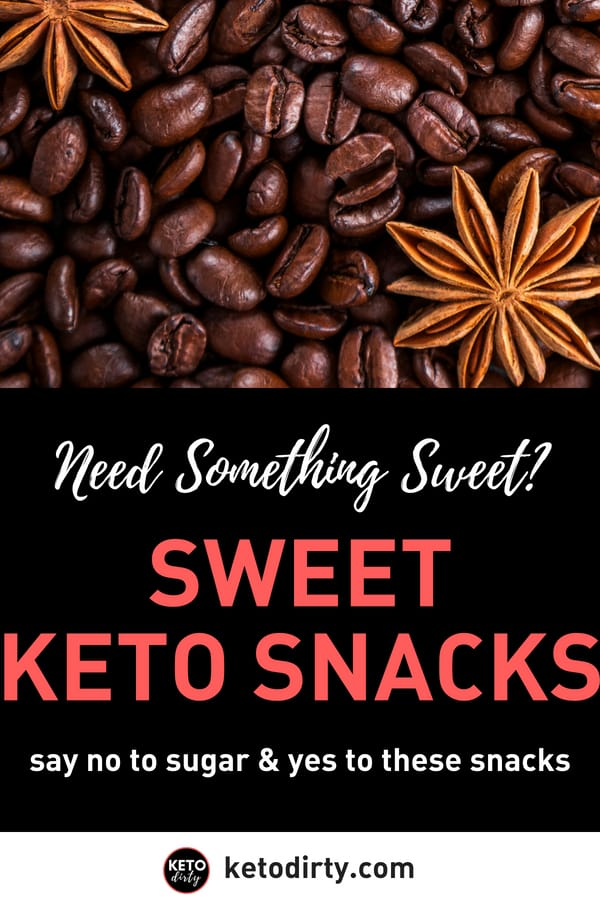 Sweet Keto Snacks No Sugar Low Carb Treats
