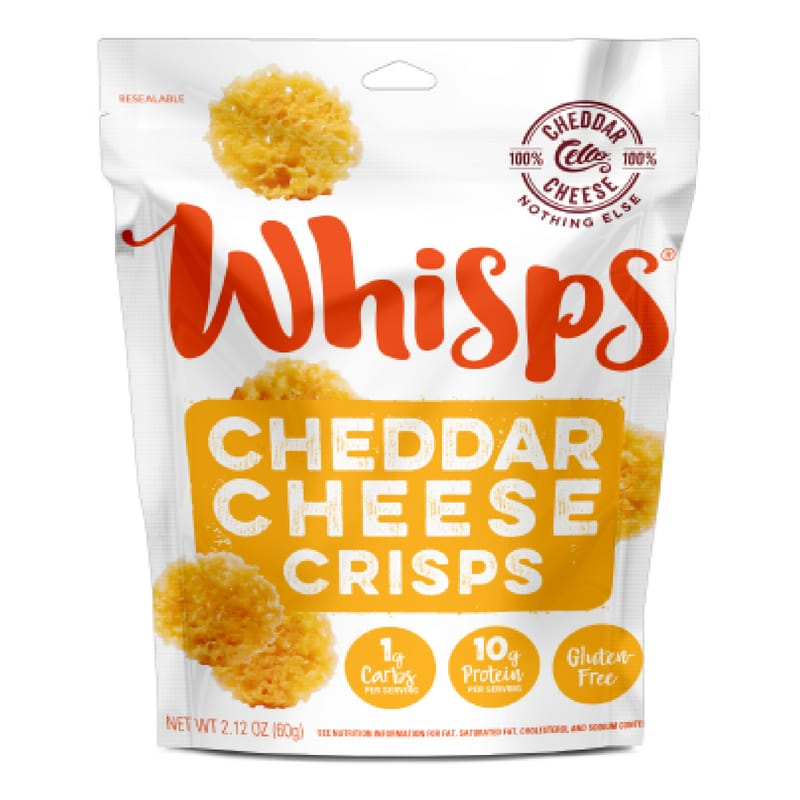 whisp low carb keto snack