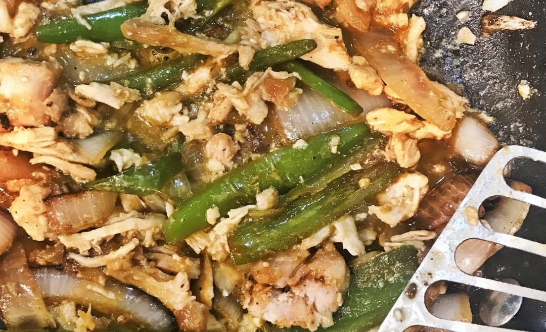 Mexican Spicken -Spicy KETO Chicken Recipe