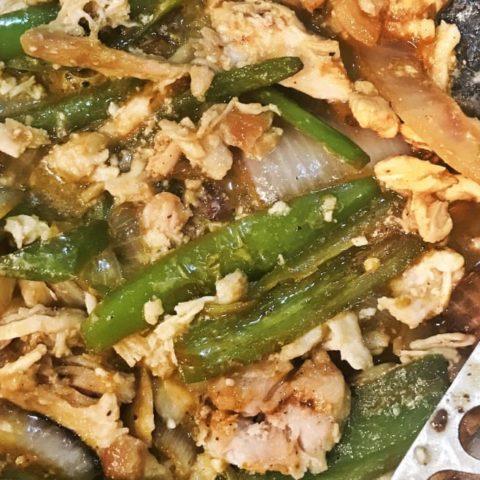 Mexican Spicy Chicken Keto Recipe