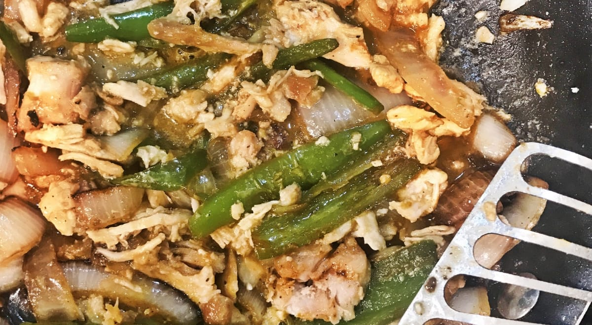 Mexican Spicken Keto Recipe Chicken Mexican Food