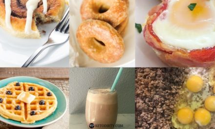 30+ KETO Breakfast Ideas – What to Eat in the Morning