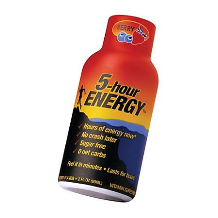 5 hour energy drink for keto flu symptoms