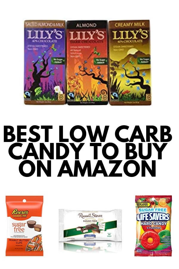 amazon low carb candy lilys chocolates