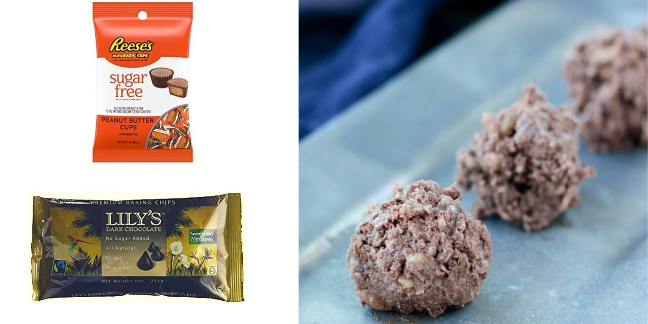 Best Low Carb Candy and Low Carb Candy Recipes
