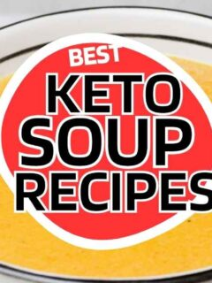 best keto soup recipes