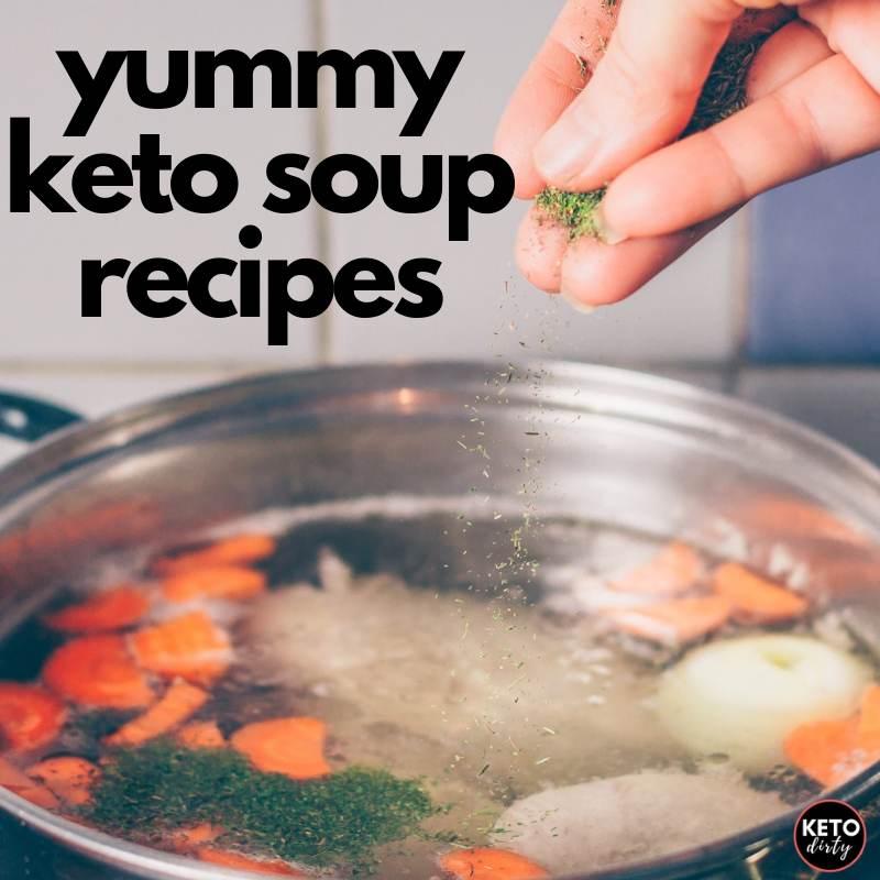 Best Keto Soup Recipes 1
