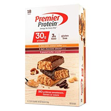 Premier Chocolate Protein Bars