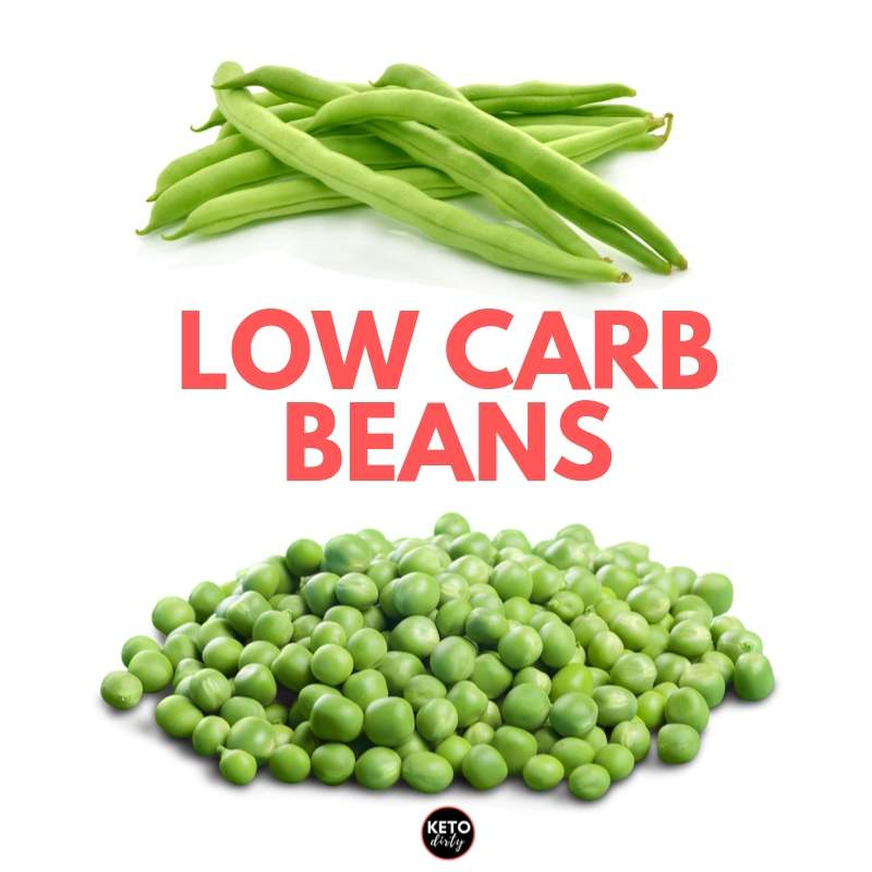 low carb beans