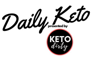 daily keto blog logo