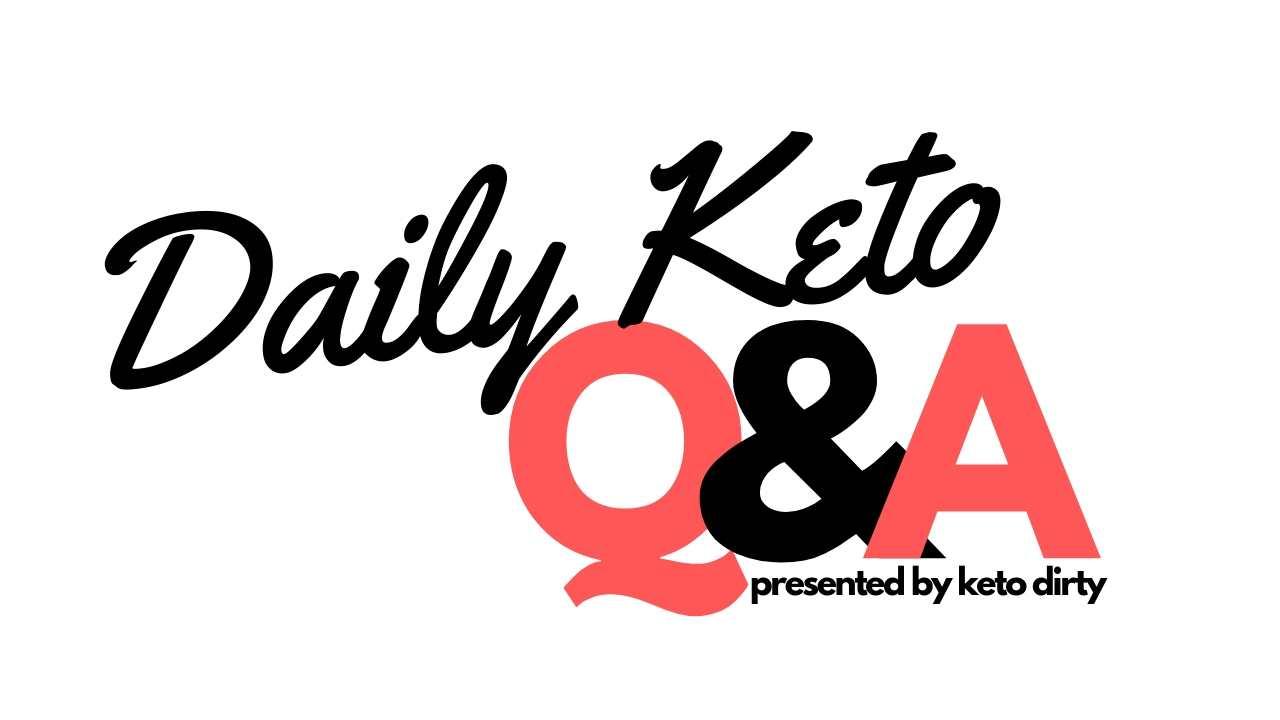 daily keto q&a