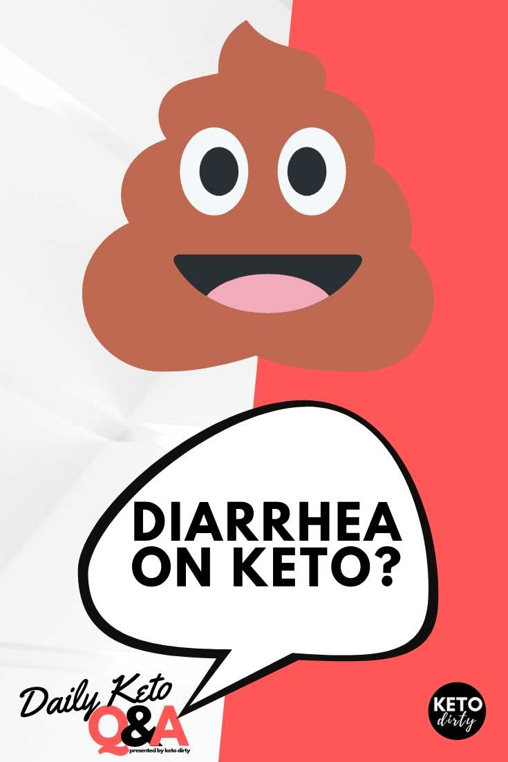 keto diarrhea