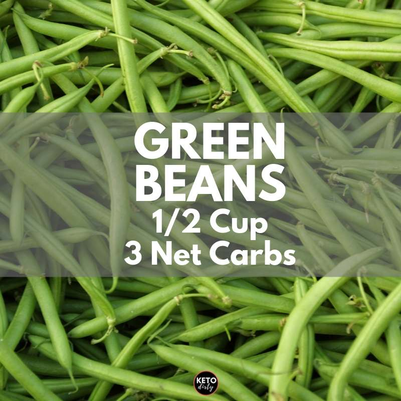 low carb green beans