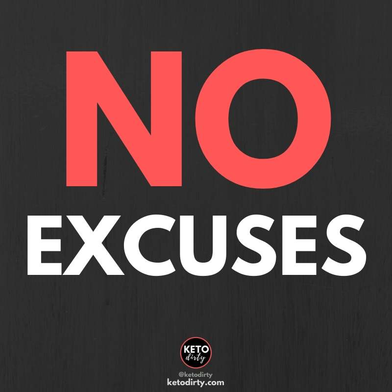 no excuses fitness quotes