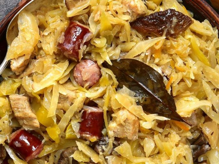 Keto Sausage and Cabbage Recipe