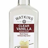 Watkins Clear Vanilla Flavor Extract