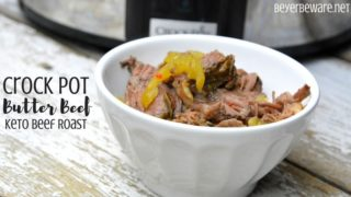 Low-Carb Crock Pot Butter Beef