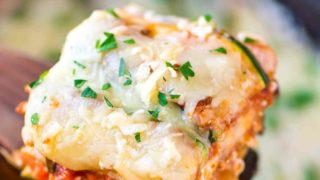 Keto Vegetarian Lasagna Crock Pot Recipe