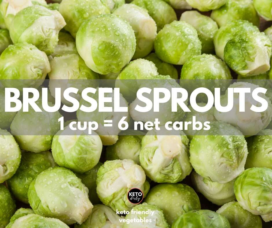 carbs in brussel sprouts
