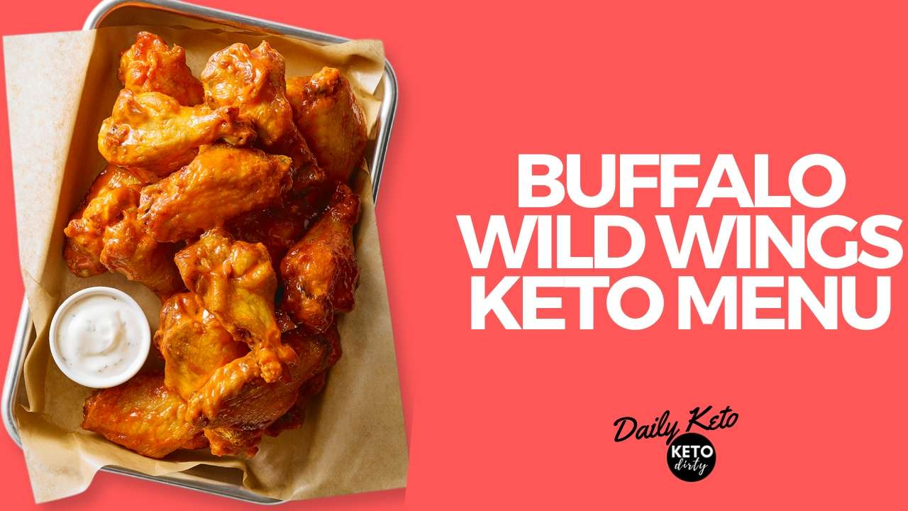 buffalo wild wings low carb