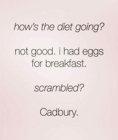 cadbury eggs