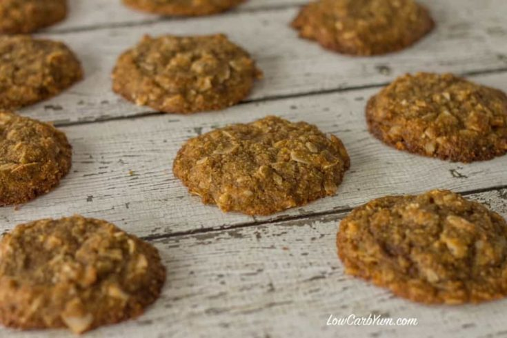 Brown Butter Coconut Cookie Recipe