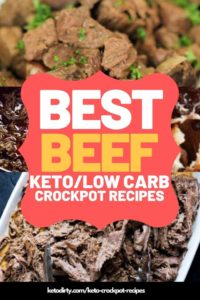 keto beef crockpot recipes