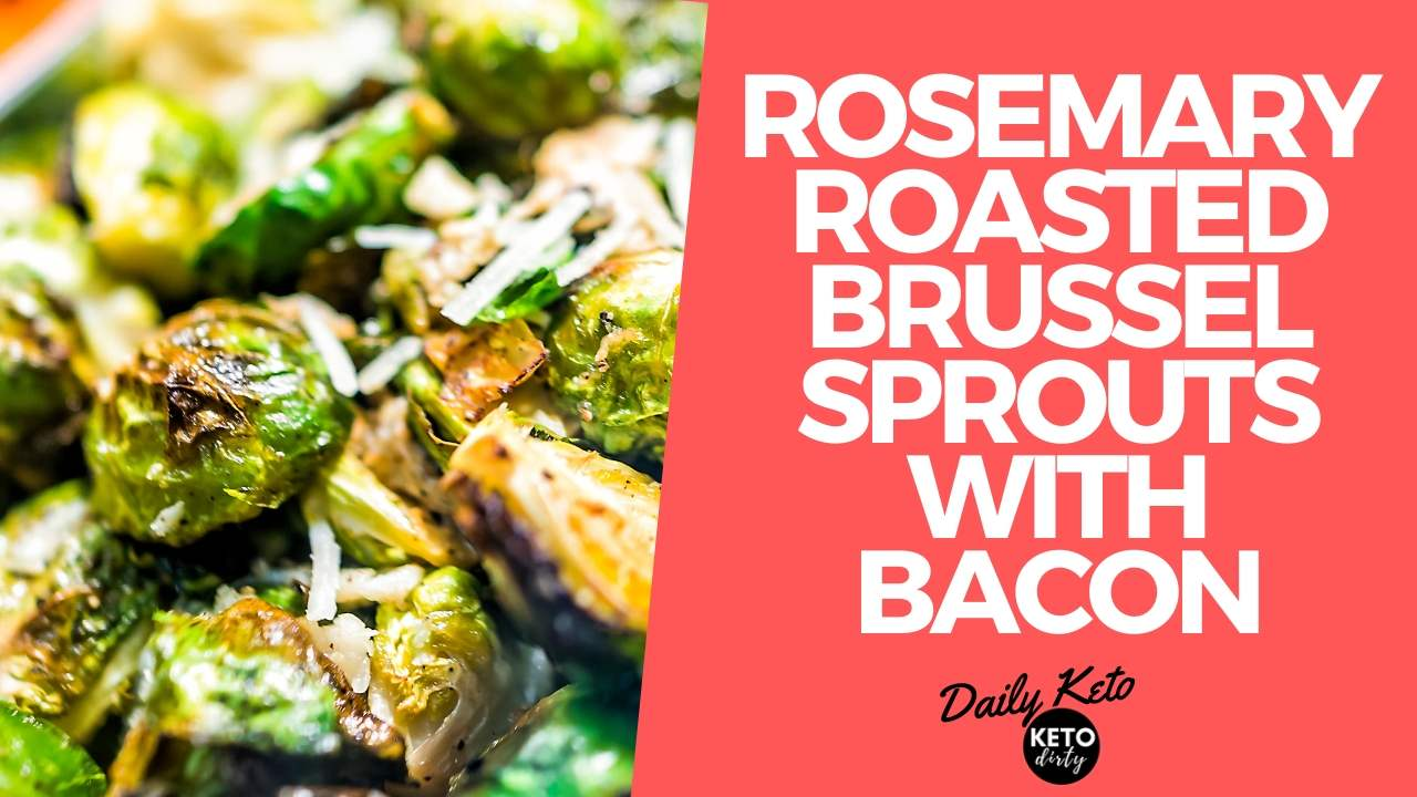 rosemary brussel sprouts bacon