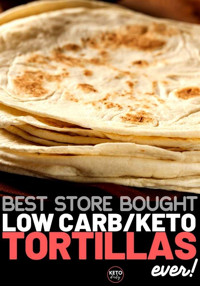 best keto tortillas low carb tortillas