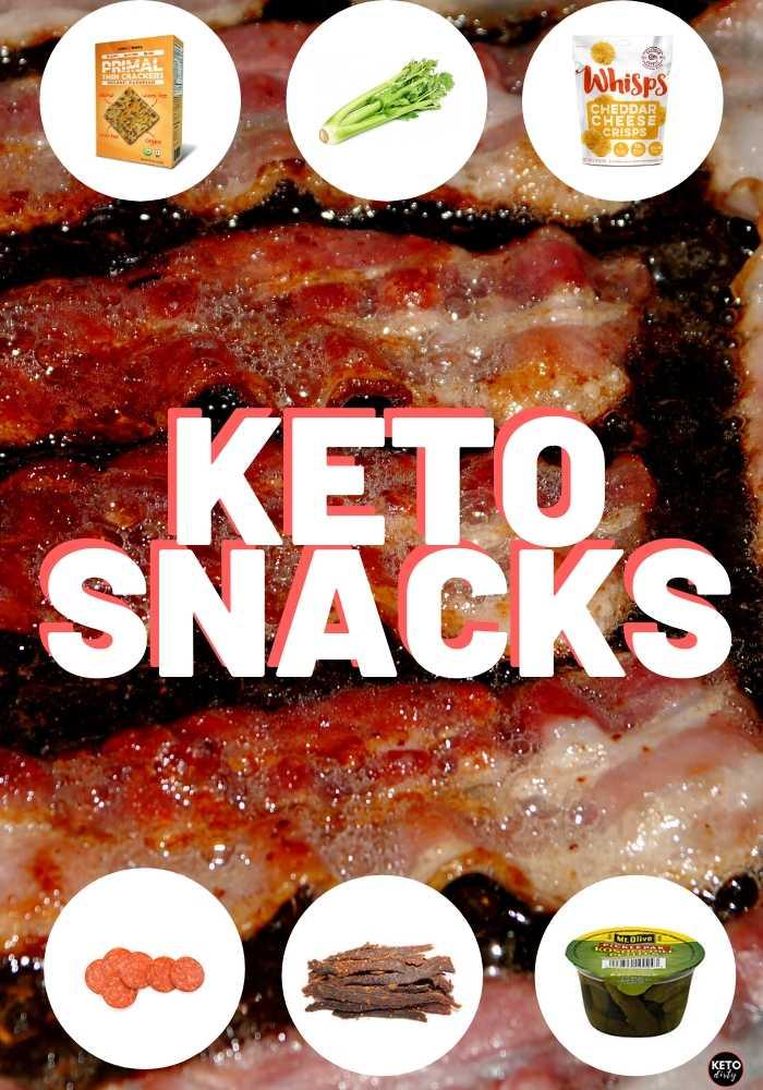 easy keto tips snack ideas