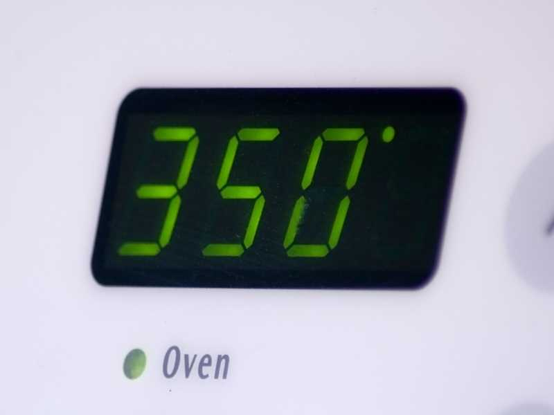 350 degree oven temperature low carb cookies