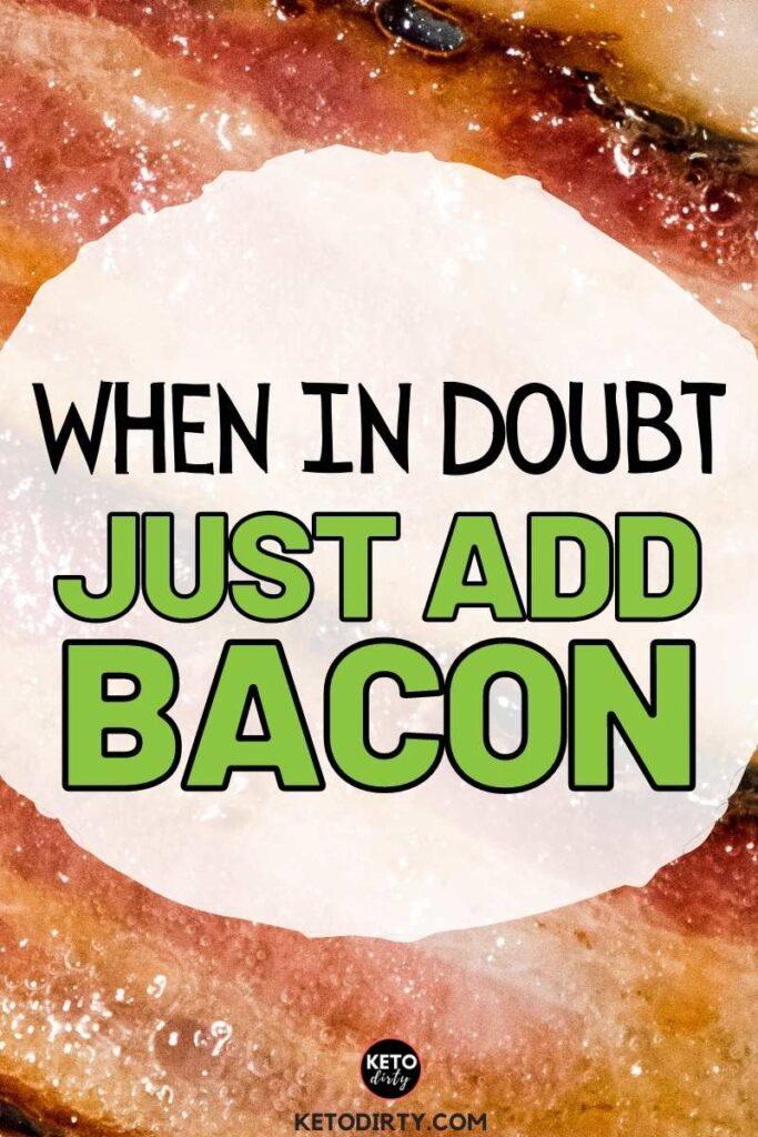 keto bacon chicken salad recipe