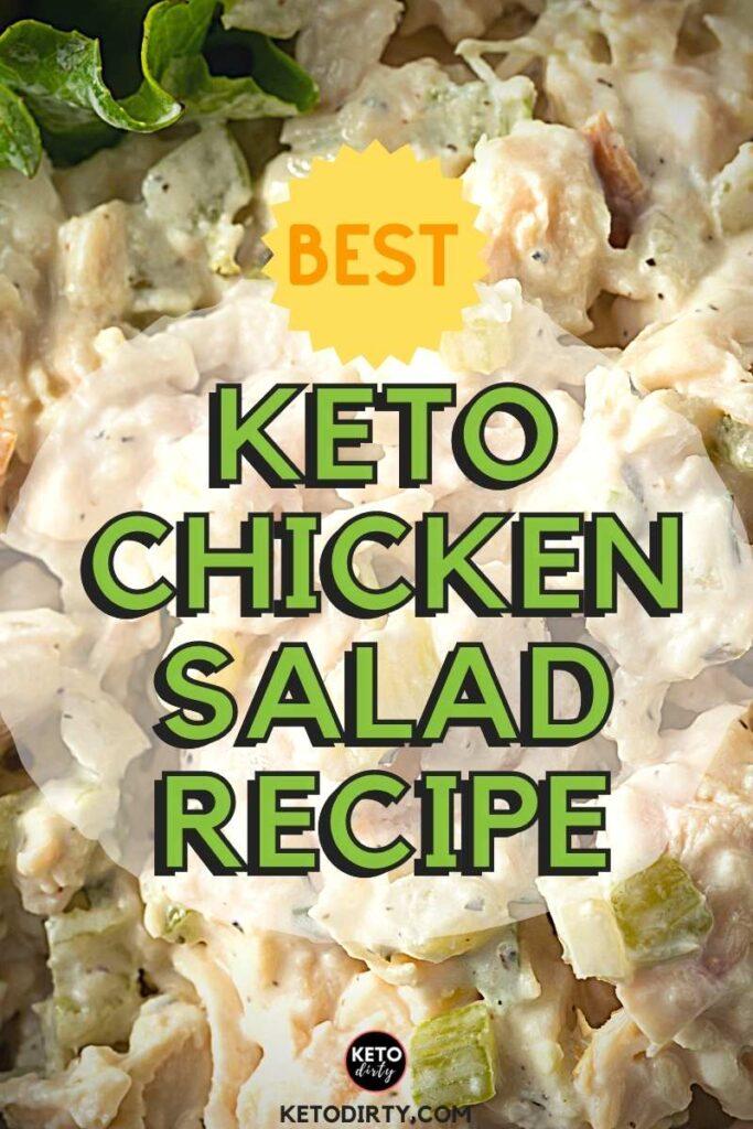 best keto chicken salad recipe