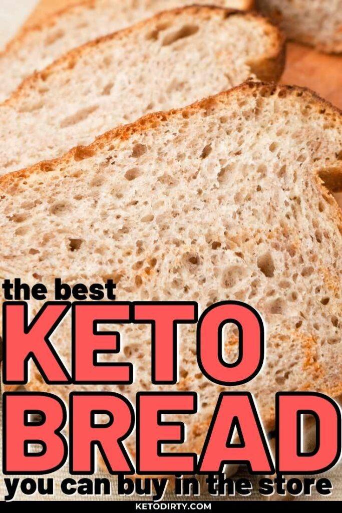 keto bread store bought