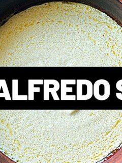 easy keto alfredo sauce