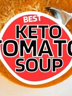 keto tomato soup recipe low carb
