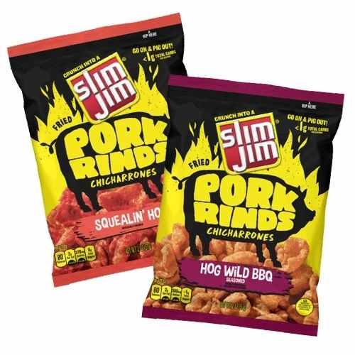 slim-jim-pork-rinds-keto-friendly
