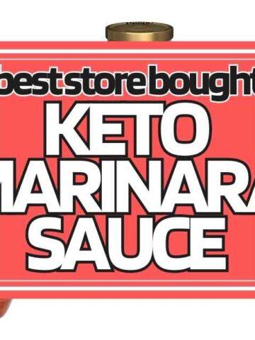 best keto marinara sauces store bought