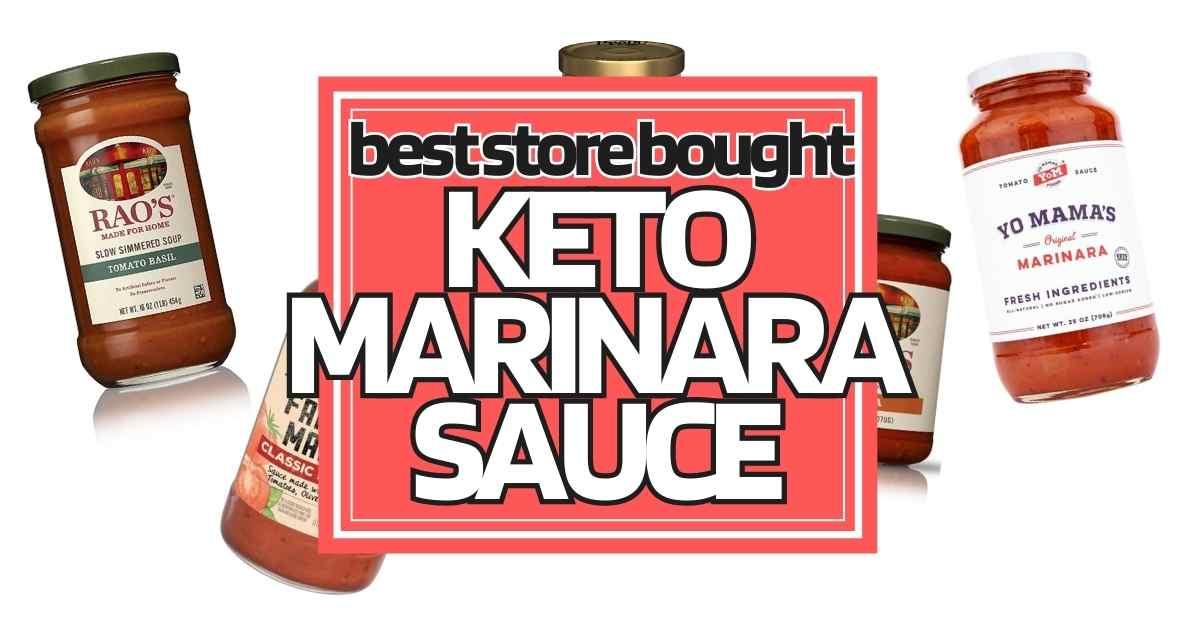 best-keto-marinara-sauces-store-bought